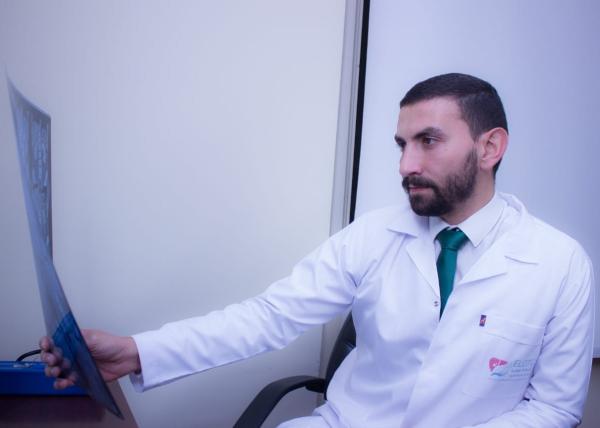 احسن دكتور أشعة تداخلية في مصر